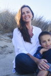 Kelli Loughman and her son