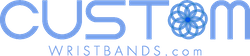 Custom-Wristbands-Blue-Logo-1